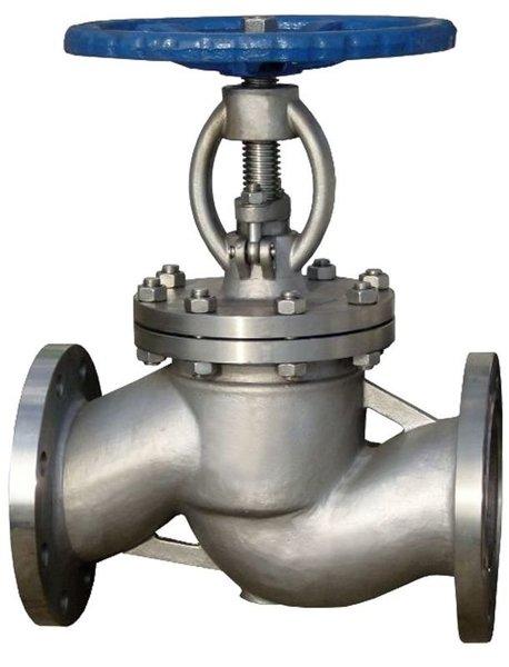 Клапан запорный 15С22НЖ Ру-4,0 МПа Ду-15