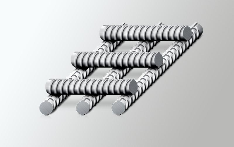 Сетка арматурная (4) 100*100 (2,0х6,0)